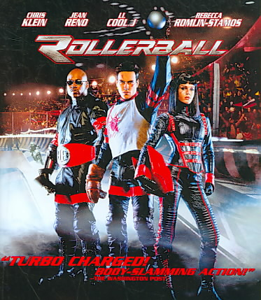 ROLLERBALL BY KLEIN,CHRIS (Blu-Ray)